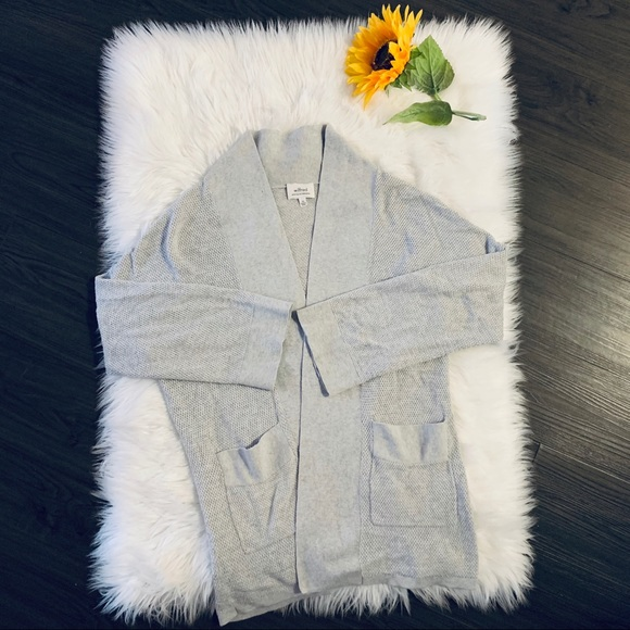 WILFRED ARITZIA Silk & Cashmere Sweater Size Xs 🎃